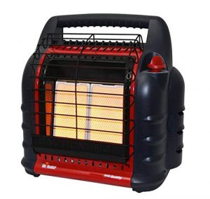 indoor safe propane heater example one