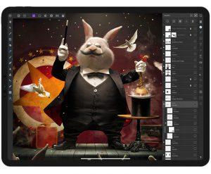ipad Pro - display tablet for digital artist