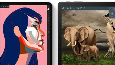 Artist Review : iPad Pro vs Samsung Galaxy Tab S4 for drawing