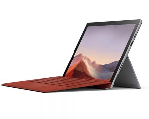 microsoft surface Pro 7 - best standalone tablet