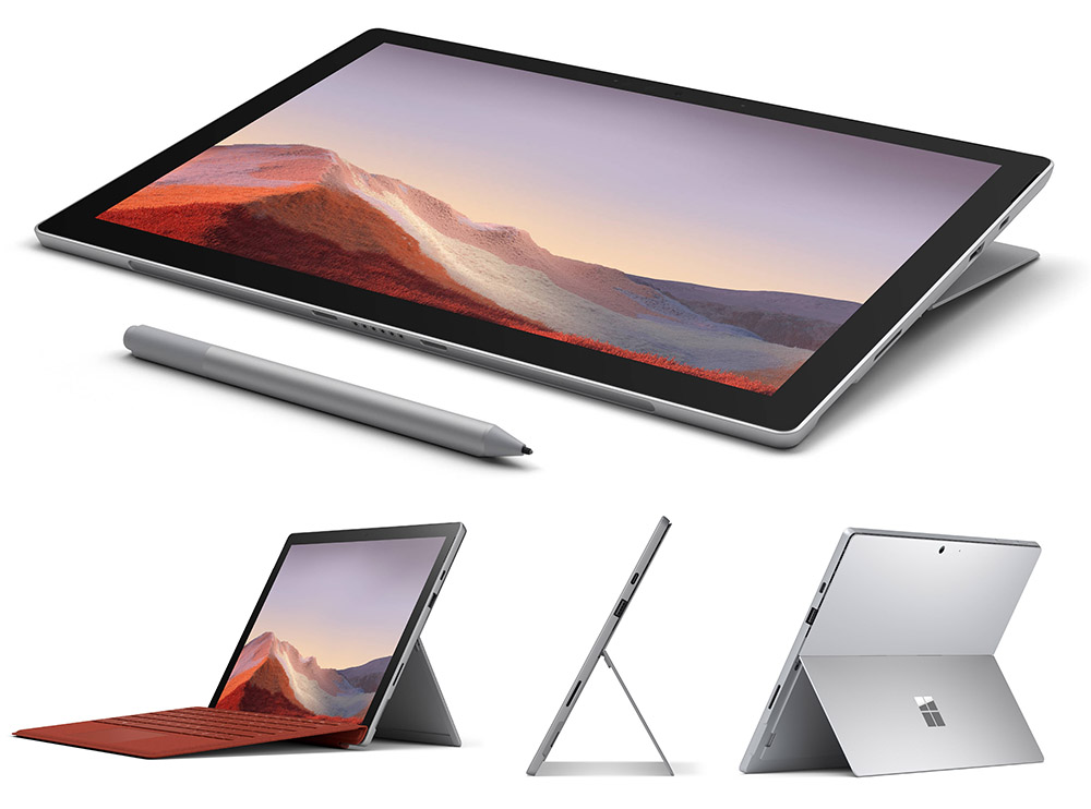 microsoft surface pro 7 - the best standalone drawing tablet