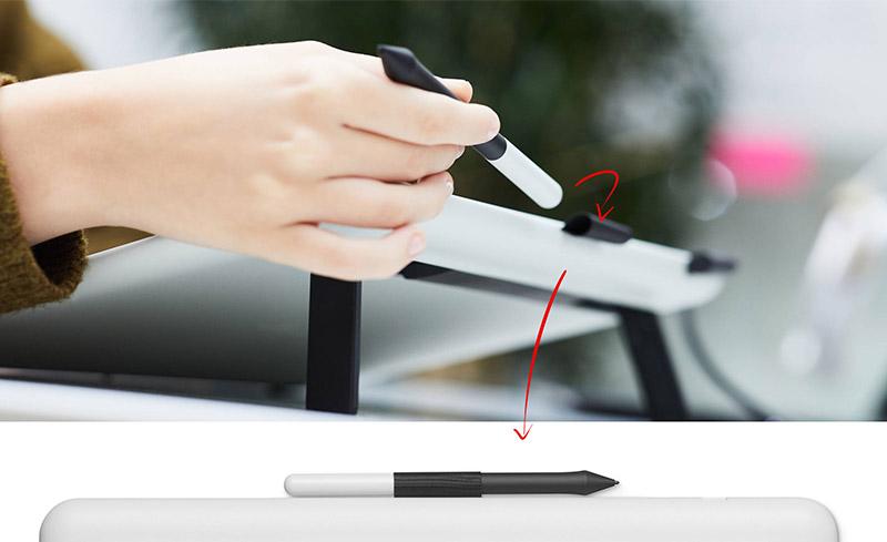 pen holder of wacom one