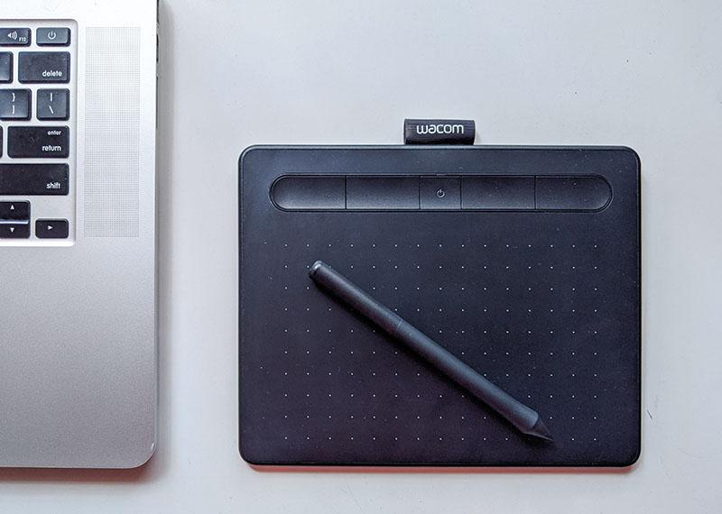 digital pen tablet for online teaching