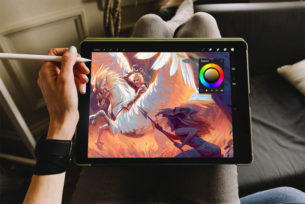 portable drawing tablet