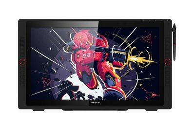 Xp Pen Artist 24 Pro Review: QHD (2K) drawing tablet for artists