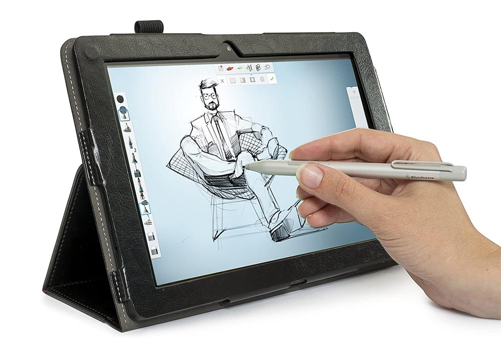 simbans picasso tab budget android drawing tablet
