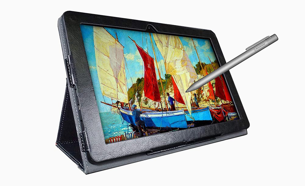 simbans picasso tab budget portable tablet for drawing
