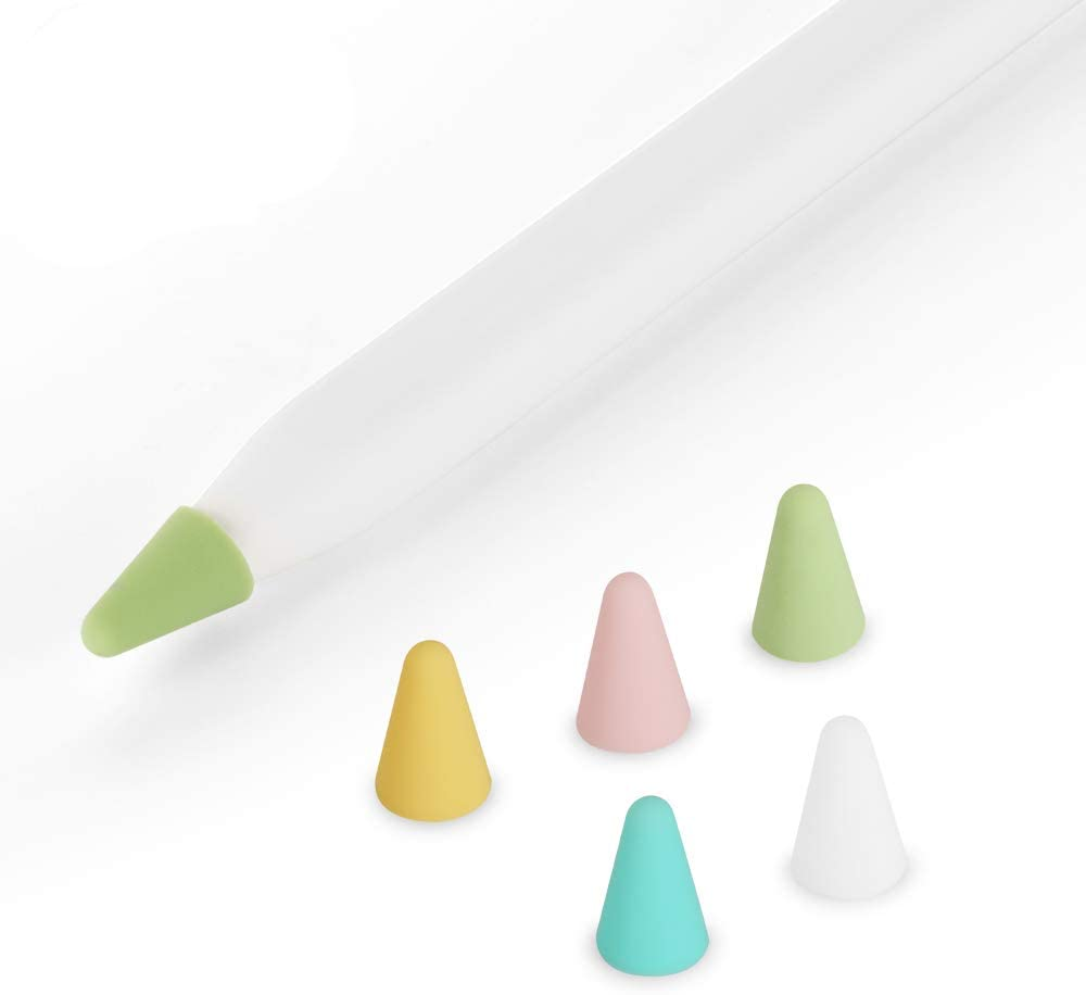 soft silicone tips for Apple Pencil