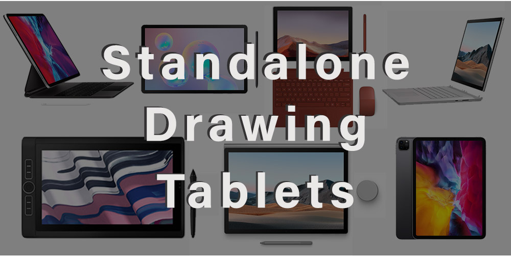 standalone drawing tablets