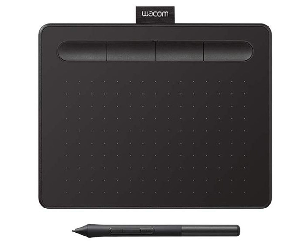 wacom Intuos - wacom tablet for beginners