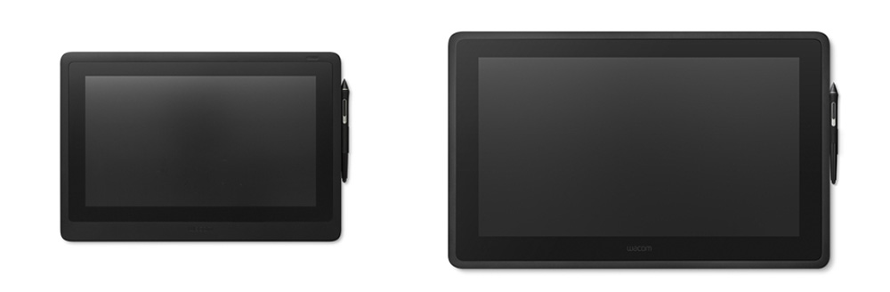 wacom cintiq 16 and Wacom Cintiq 22 comparison