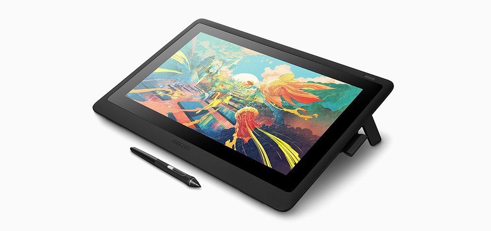 wacom cintiq 16 design and build quality comparison