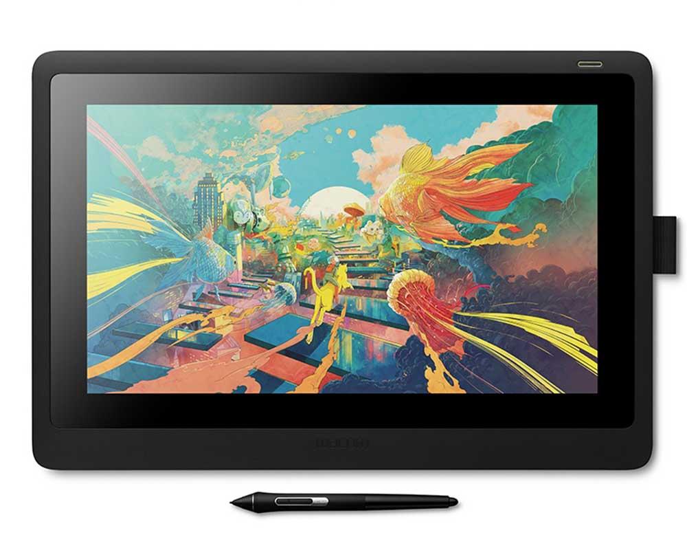 wacom cintiq 16 - affordable tablet from wacom