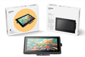 Wacom Cintiq 16 Review – 16 inch Mid-range Wacom drawing tablet