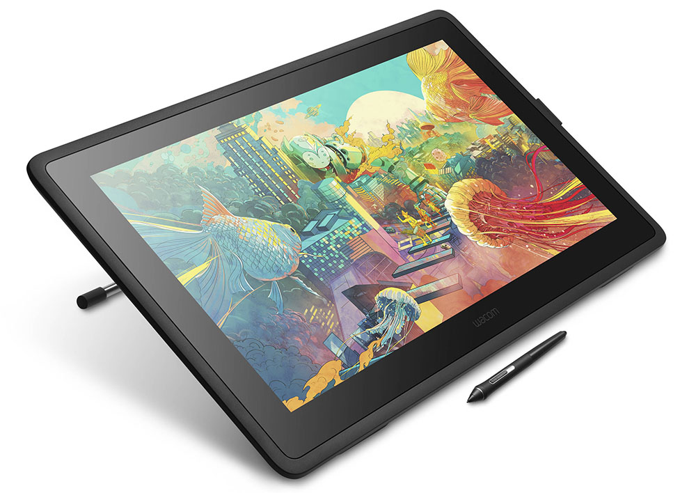 wacom cintiq 22 design and build quality