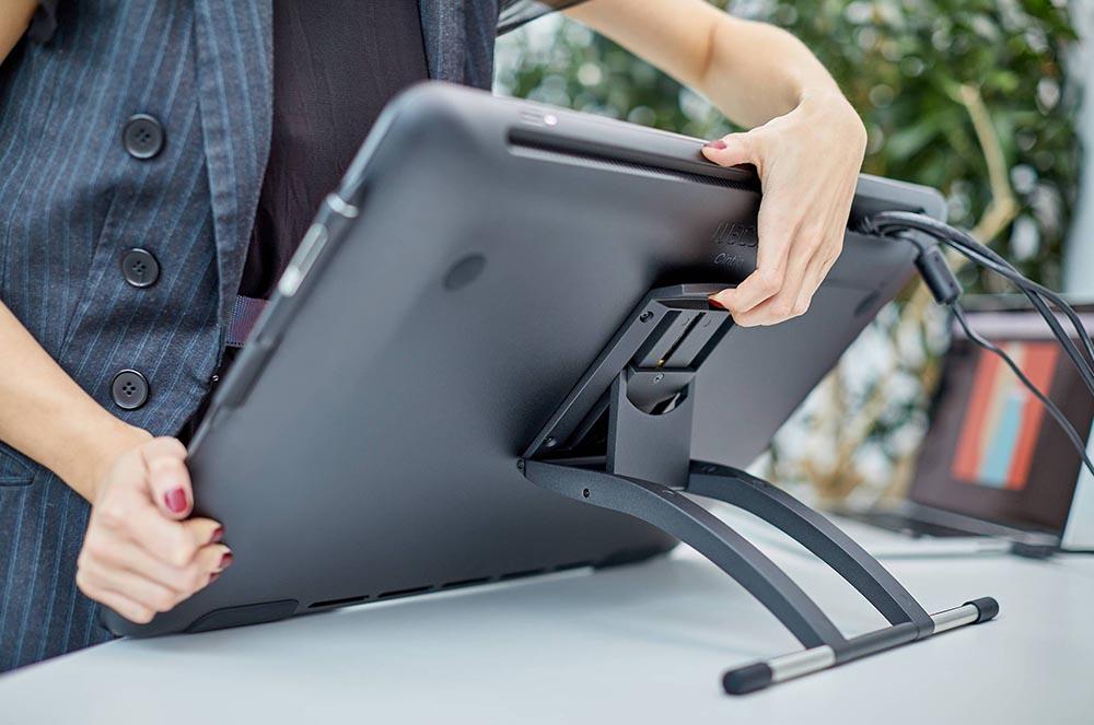 wacom cintiq 22 tablet stand