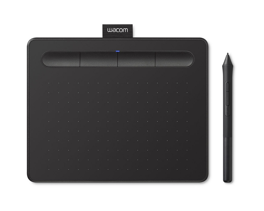 wacom intuos premium tablet for playing osu