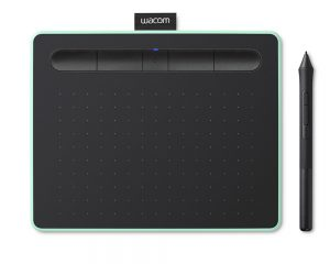 wacom intuos (small) graphics tablet