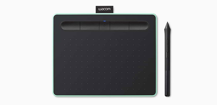 wacom intuos small graphics tablet
