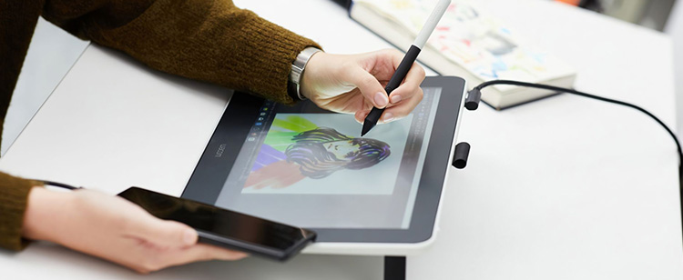 wacom one Android connectivity
