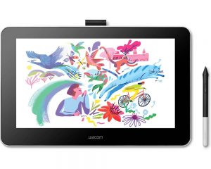 wacom one budget display tablet from wacom