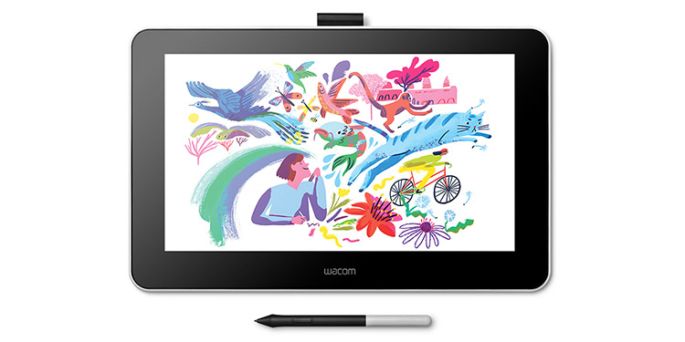 wacom one pen display tablet review