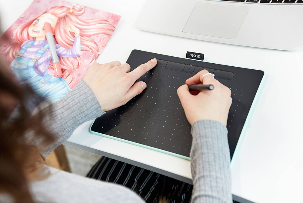wireless drawing tablet