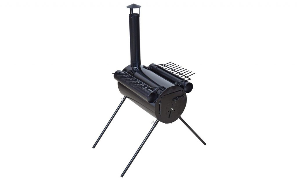 wood powered indoor outdoor stove heater for camping.jpg