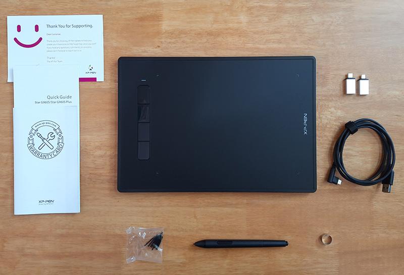 xp pen Star G960S Plus review
