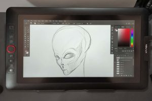Xp Pen Artist 15.6 pro Review : The Best budget display tablet
