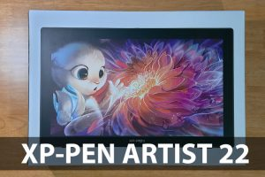Hands on Review: XP-PEN Artist 22 (2nd generation)