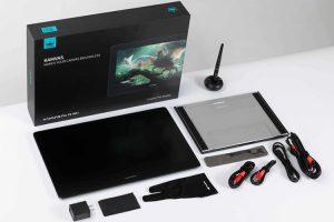 xp pen artist Pro 16 Tp vs huion kamvas pro 16 plus 4k comparison