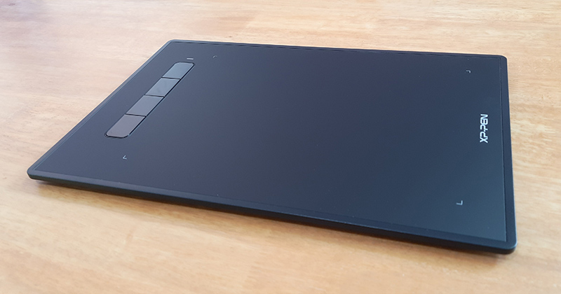 design and build quality of the tablet